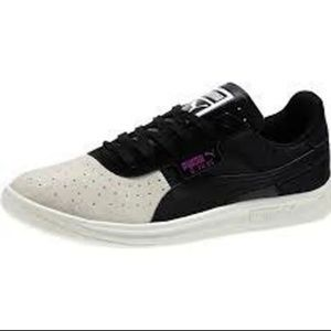 Puma Women's Tennis Shoes, Leather & Suede
